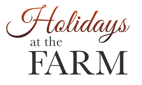 HOLIDAYS AT THE FARM BANNER
