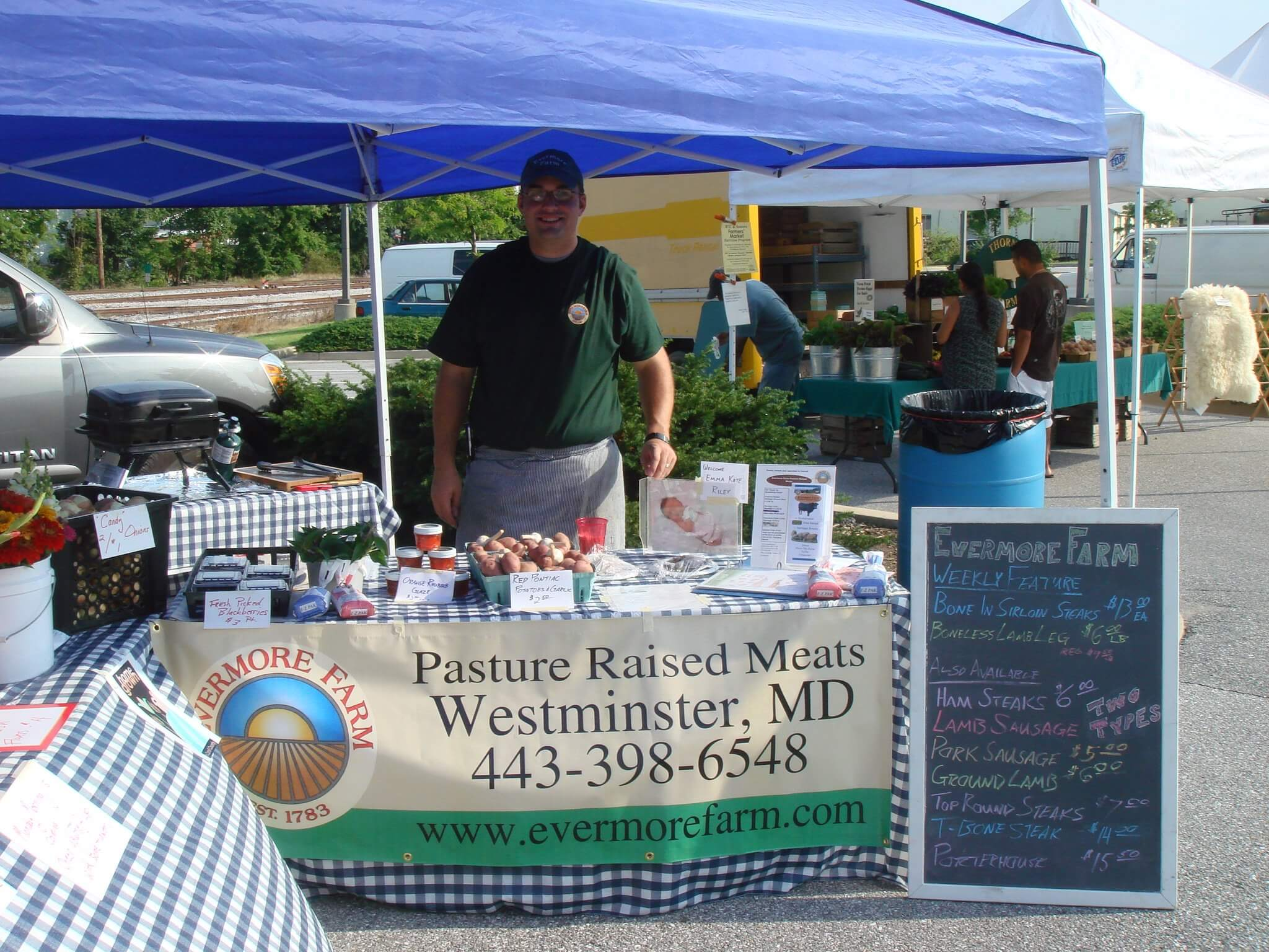 Evermore Farm Products | Westminster, MD Grass Fed Beef and Pork